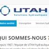 UTAH Hydraulique – Vénissieux (69)