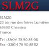 SLM2G – Chassieu (69)