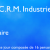 CRM INDUSTRIE – Dracy-le-Fort (71)