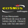 COFFRAGES COSMOS – ALPHONSE SAS – Orcier (74)